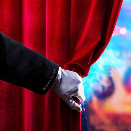 Devis confection rideaux théâtre