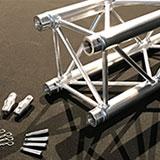 Grill de Structure aluminium
