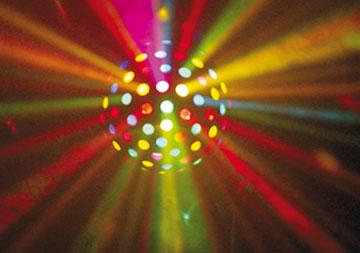 Eclairage Soirée Disco