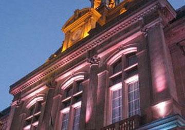 Eclaraige de façades et projecteurs extérieurs