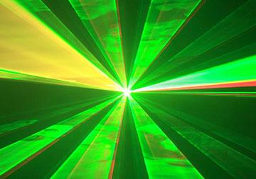 Laser Discomobile pour Soirée Deejay