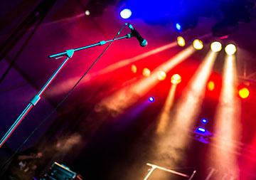Sonorisation de vos spectacles et évènements privées