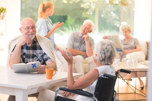 Comment sonoriser un Ehpad (ou une maison de retraite)