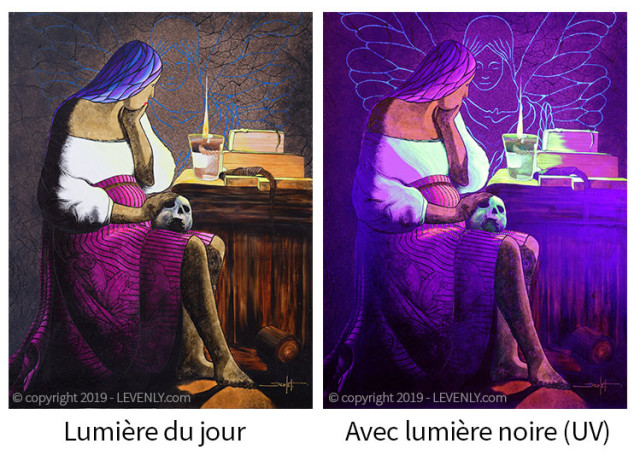 Lumières UV : des usages décalés pleins de créativité