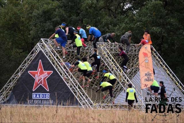 Matthieu (Levenly) : Comment est née cette idée de fada d'une course d'obstacles déguisée ?