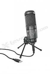 Acheter AT2020USB+, MICRO STUDIO SÉRIE 20 AUDIO-TECHNICA