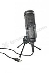 Acheter AT2020USB+, MICRO STUDIO SÉRIE 20 AUDIO-TECHNICA
