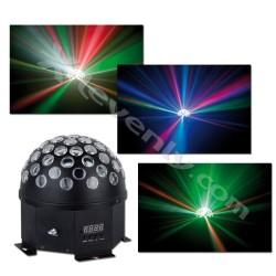 Acheter SUNRAISE LED, EFFET LUMINEUX DISCO SHOWTEC