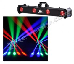 Acheter SUPER QUADRA BEAM, LED BAR JB-SYSTEMS