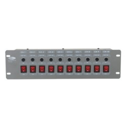 Acheter DJ-SWITCH10, DISPACTH SHOWTEC