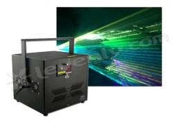 Acheter RGB 7000 + FLIGHTCASE, LASER MULTICOULEURS DNA