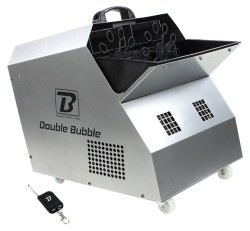 Acheter DOUBLE BUBBLE V2, MACHINE À BULLES BOOMTONE DJ