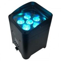 Acheter MOOVE LED, PROJECTEUR LED SUR BATTERIES NICOLS