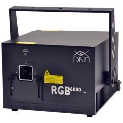 Acheter RGB 6000, LASER MULTICOLORE DNA