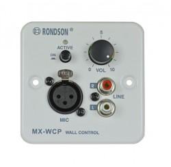 Acheter MX-WCP, ACCESSOIRE PUBLIC ADDRESS RONDSON