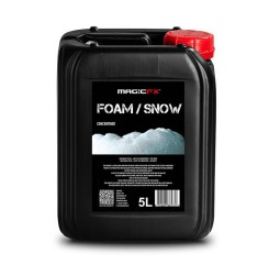 Acheter MAGIC FX PRO FOAM/SNOW FLUID 5L, LIQUIDE MOUSSE MAGIC FX