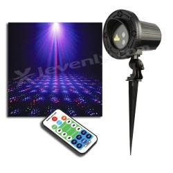 Acheter VENUS GARDEN IP65 250 RGB, LASER DÉCORATIF NOËL POWER LIGHTING