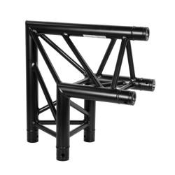 Acheter DT33/2-C24-D90 BLACK, STRUCTURE ALU NOIRE DURATRUSS
