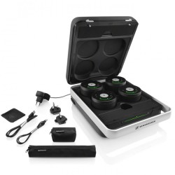 Acheter TEAMCONNECT WIRELESS - CASE SET, TC-W SET CASE EU SENNHEISER