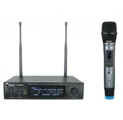 Acheter JS-WM18S, MICROPHONE SANS FIL UHF SEGON PROFESSIONAL AUDIO