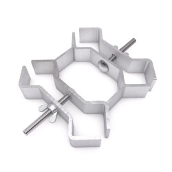 Acheter LEG TO LEG CLAMP 4-WAY, STAGE CONNECTOR STAGE82