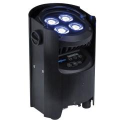 Acheter EVENTSPOT 1600 Q4 NOIR, PROJECTEUR LED AUTONOME SHOWTEC