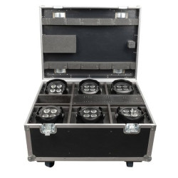 Acheter EVENTSPOT 1600 Q4 SET BLACK, PROJECTEURS ARCHITECTURE SHOWTEC
