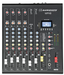 Acheter MPX8, MIXER PROFESSIONNEL AUDIOPHONY