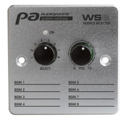 Acheter WS8, PUBLIC ADDRESS AUDIOPHONY PUBLIC-ADDRESS