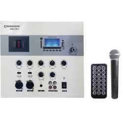 Acheter AMM-150-2, AMPLI LIGNE 100V RONDSON