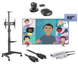 Acheter EDU 55 SSG, PACK VISIO EDUCATION - WEB CONFÉRENCE LEVENLY