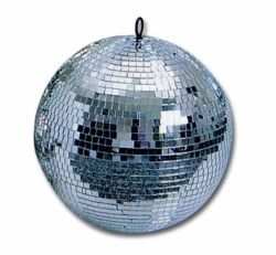 Acheter STARBALL 50, MIRROR-BALL LEVENLY