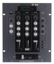 Acheter DIGITAL-3, MIXER DJ AUDIOPHONY