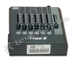 Acheter LIPS6, CONSOLE DMX OXO