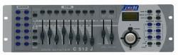 Acheter C512J III, CONSOLE DMX NICOLS