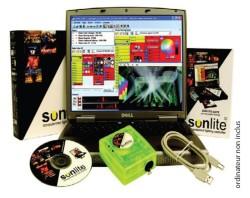 Acheter SUNLITE 1024EC, LOGICIEL DMX PRO SUNLITE