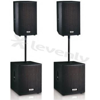 Acheter FUSION1100, SONO ACTIVE DEFINITIVE AUDIO au meilleur prix sur LEVENLY.com