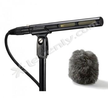 Acheter AT875R-W, MICRO BROADCAST ET PRODUCTION AUDIO-TECHNICA au meilleur prix sur LEVENLY.com