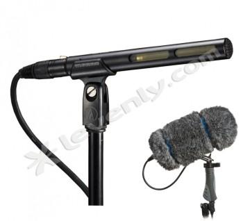 Acheter AT875R-Z, MICRO BROADCAST ET PRODUCTION AUDIO-TECHNICA au meilleur prix sur LEVENLY.com
