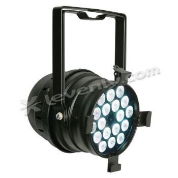 Acheter LEDPAR64 SHORT Q4-18, PROJECTEUR SCÉNIQUE SHOWTEC au meilleur prix sur LEVENLY.com