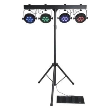 Acheter COMPACT POWER LIGHTSET MKII, BARRE DE PROJECTEURS LEDS SHOWTEC au meilleur prix sur LEVENLY.com
