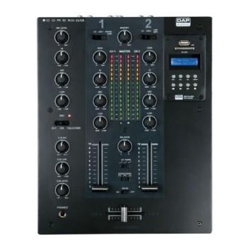 Acheter MIX-2 USB, CONSOLE DJ DAP AUDIO au meilleur prix sur LEVENLY.com