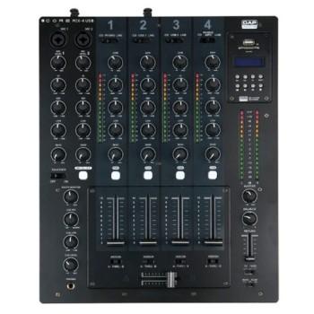 Acheter MIX-4 USB, CONSOLE DJ DAP AUDIO au meilleur prix sur LEVENLY.com