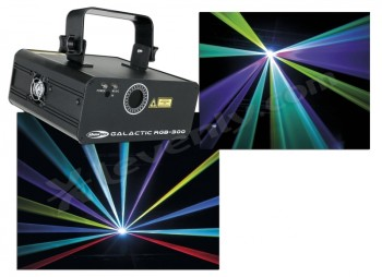 Acheter GALACTIC RGB-300, LASER D'ANIMATION SHOWTEC au meilleur prix sur LEVENLY.com
