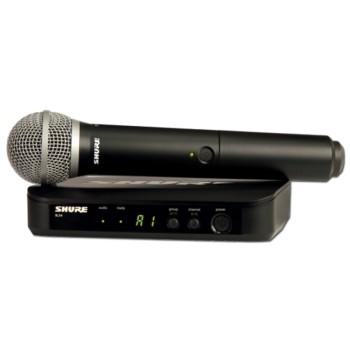 Acheter BLX24E-PG58-M17, SYSTÈME HF SHURE au meilleur prix sur LEVENLY.com