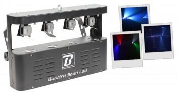 Acheter QUATTRO SCAN LED, SCAN BOOMTONE DJ au meilleur prix sur LEVENLY.com