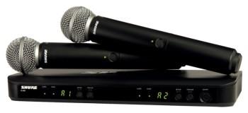 Acheter BLX288E/SM58 FRÉQ. M17, MICROS HF SHURE au meilleur prix sur LEVENLY.com