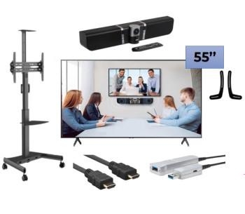 Acheter COR 55SB SSG, PACK VISIO CORPORATE - WEB CONFÉRENCE LEVENLY au meilleur prix sur LEVENLY.com