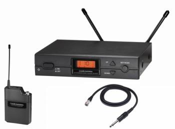 Acheter ATW-2110/G, KIT HF GUITARE AUDIO-TECHNICA au meilleur prix sur LEVENLY.com