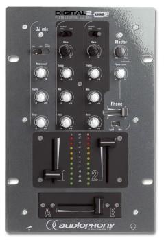 Acheter DIGITAL-2, MIXER DEEJAY AUDIOPHONY au meilleur prix sur LEVENLY.com